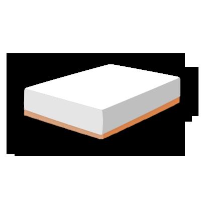 "Low-Profile (6"") Box Spring"